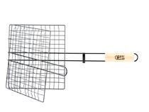Решетка-гриль GIPFEL двойная 55х27х24см с антипригарным покрытием