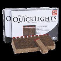 Primo Quick Lights - палочки для розжига угля (24 шт.)