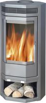 ABX Baltik 4 (серая сталь) печь-камин
