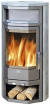 ABX Kiruna 4 (талькохлорит) печь-камин