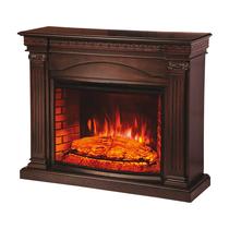 Портал Афина Р33 дуб темный 1300х1105х450 (Inter Flame)