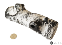 Керамические арома дрова береза ZeFire, 1 шт