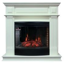 Портал Atlanta D25 слоновая кость 1050х1005х400 (Royal Flame)