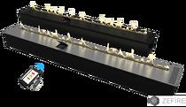 Биокамин Автоматический с ДУ 2000 ZeFire 183х2000х300 мм