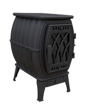 Бахта (черная) печь камин