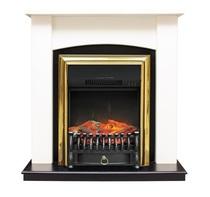 Портал Baltimore STD слоновая кость, черный 930х935х350 (Royal Flame)