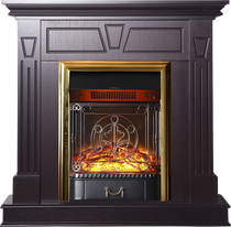 Портал Берта STD венге 980х965х300 (Inter Flame)