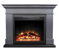 Портал California Graphite Grey (Jupiter/Dioramic28) серый графит 1280х1005х380 (Royal Flame)