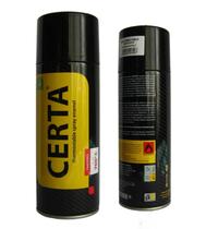 Эмаль термостойкая CERTA (Черная) аэрозоль