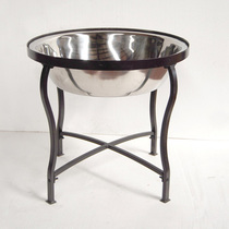 Чаша для охлаждения, винный столик