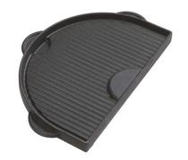 Чугунная сковорода двухсторонняя в форме полумесяца для Primo OVAL (XL) 1 шт.