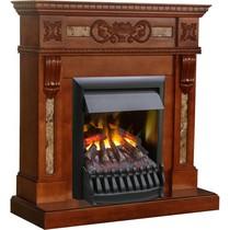 Обрамление CORSICA 3D EUG античный дуб (Real Flame)