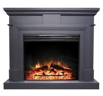Портал Coventry Graphite Grey (Jupiter/Dioramic28) серый графит 1170х1100х370 (Royal Flame)