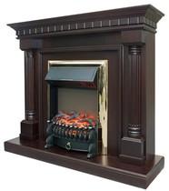 Портал Dallas STD темный дуб 1040х980х350 (Royal Flame)
