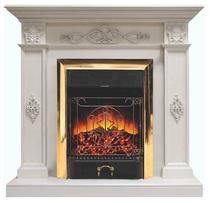 Портал Derby STD белый дуб 1047х979х342 (Royal Flame)