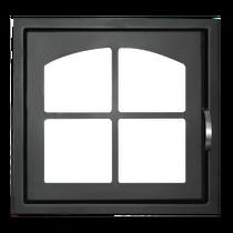 Дверка каминная ДК 555 1К, 555*530мм