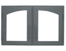 Дверка каминная ДВ 544-2А, 544*345мм