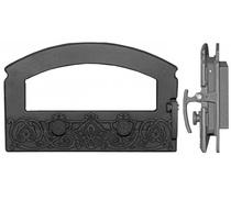 Дверка хлебной печи герметичная ДКГ-5С-Э (Литком), 370*200мм