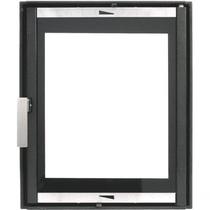 Дверка каминная уплотненная Pisla НТТ-626, 348*420мм