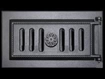 Дверка зольная Pisla НТТ-111 с регул. поддува, 320*180мм