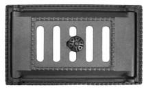 Дверка поддувальная ДП-2а с регул. поддува, 250*140мм