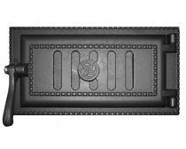 Дверка поддувальная уплотненная ДПУ-3А с регул. поддува, 290*140мм