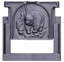 "Дверка прочистная ДПр-3 ""Хозяин тайги"", 182*130мм"