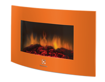 EFP/W - 1200URLS оранжевый (Electrolux) электрокамин навесной
