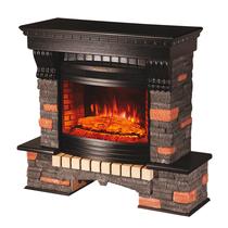 Обрамление Экстер Black Rock (Скала) Р25 венге (Inter Flame)