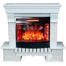 Портал Экстер лофт P25 белый 1200х1080х405 (Inter Flame)