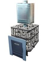 Фея Скала Мини (12-16 м3) печь банная