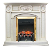 Портал Florence STD белый дуб 1273х1146х420 (Royal Flame)