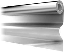 Фольга алюминиевая 30 мкр (ширина 1 м, длина 10 м)