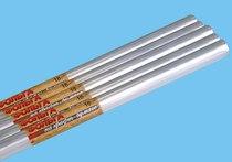 Фольга алюминиевая на крафт-бумаге (ширина 1,2 м, длина 15 м)