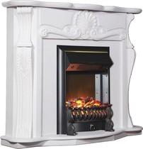 Портал Грация STD белый 1410х1180х410 (Inter Flame)