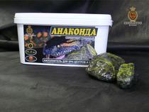 АНАКОНДА Серпентинит Глубинный - камень для бани 11,3 кг