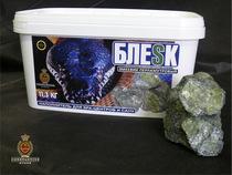БЛЕСК Змеевик Перламутров - камень для бани 11,3 кг