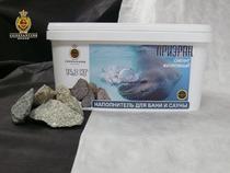 ПРИЗРАК Сиенит Жемчужный - камень для бани 11,3 кг