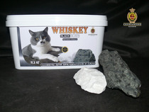WHISKEY BLACK&SILVER - камень для бани 11,3 кг