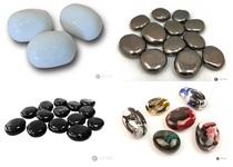 Керамические камни ZeFire, в ассортименте, 14 шт