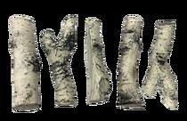 Керамические дрова береза ZeFire, 5 шт
