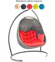 Подвесное плетеное кресло 2COCON (стандартные цвета лозы)