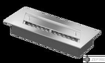 Прямоугольный контейнер для биотоплива 340 ZeFire 52х340х132 мм