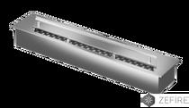 Прямоугольный контейнер для биотоплива 500 ZeFire 65х500х100 мм