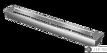 Прямоугольный контейнер для биотоплива 800 ZeFire 65х800х100 мм