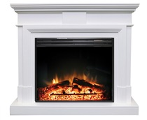 Портал Coventry (Jupiter/Dioramic28) белый 1170х1000х370 (Royal Flame)
