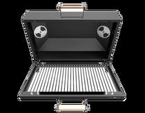 Крышка Гриль-Барбекю Grillver с решеткой из нержавейки для мангалов серии Искандер