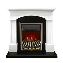 Портал Langford STD белый c черным 960х910х340 (Royal Flame)