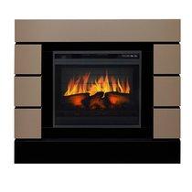 Портал Lindos V23 бежевый серый 1070х935х280 (Royal Flame)