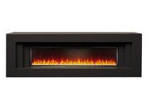 Портал line 60 (Vision 60) черный/венге 2000х645х320 (Royal Flame)